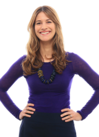Katie O'Connor,  Director of Client Operations